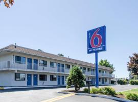 Motel 6-Centralia, WA, hotel u gradu 'Centralia'