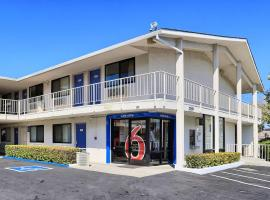 Motel 6-Walnut Creek, CA, hotel in Walnut Creek