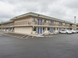 Motel 6-Kansas City, MO - Airport, hotel near Kansas City International Airport - MCI, Kansas City