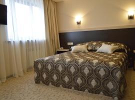 Гостиничный Комплекс Рыбинск, отель в Рыбинске