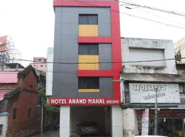 Anand Mahal Hotel, hotel in Nagpur