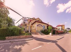 Fifth Ocean SPA Hotel, hotel in Truskavets