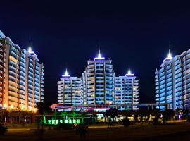 Alanya Azura Residence, пляжный отель в Махмутларе