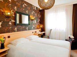 La Spatule, Logis du Jura, hôtel à Lamoura