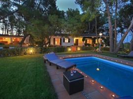Casa Rural Els Pins, casa de campo en Sant Marçal
