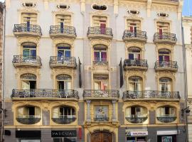 Red Nest Hostel, hotel dicht bij: Jardines de Monforte, Valencia