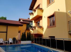 Family Hotel Dalia, hotel Velingradban