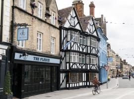 The Fleece at Cirencester, hotel in Cirencester