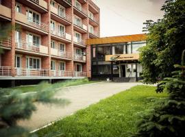 Гостиница Ласточка, отель в Пензе
