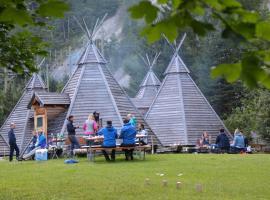 Tipi Dorf Gröbming, Hotel in Gröbming