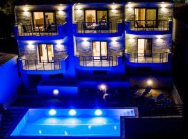 Perdika Ionion Villas, hotel in Perdika