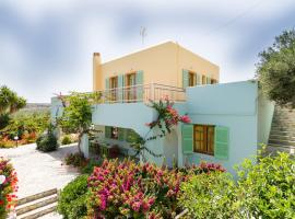 Athena Villas Olive Grove & Estate, budget hotel in Gouves
