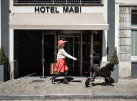 Mabi City Centre Hotel, hotel in Maastricht