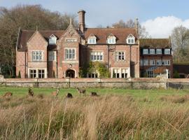 Burley Manor, hotel in Burley