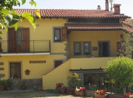 B&B Vista Casentino, hotel in Pratovecchio