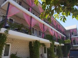 Hotel Flamingo, отель в Железном Порту