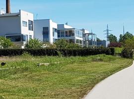 Riverstar, loma-asunto Pärnussa