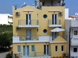 Olympic Star, serviced apartment in Hersonissos