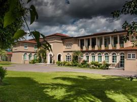 Hotel Esmeralda, hotel en Atlixco