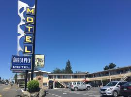 Marco Polo Motel, motel in Seattle