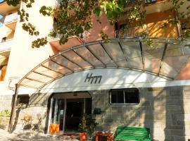 Hotel Residence Mondial, hotel in Moneglia