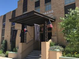 Station on The Riverwalk, pet-friendly hotel in Pueblo