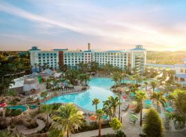 Universal's Loews Sapphire Falls Resort, hotel with pools in Orlando