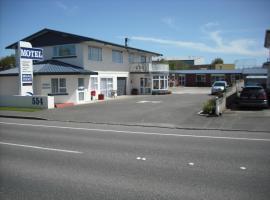 554 Moana Court Motel, hotel in Invercargill