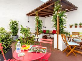 City Garden Bed and Breakfast, bed and breakfast en Valencia