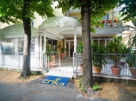Hotel Erika, отель в Римини