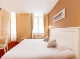 Hôtel Le Nautilus, hôtel à Saint-Malo