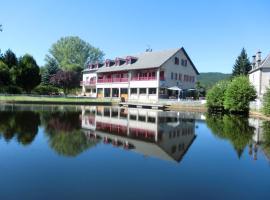 Le Lac Des Moines, hôtel à Condat