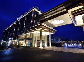 Shanghai Deco Hotel (Pudong Airport/Shanghai International Resort/Free Trade Zone), hotel near Shanghai Pudong International Airport - PVG, Shanghai