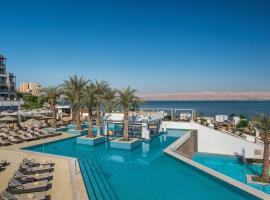 Hilton Dead Sea Resort & Spa, hotel in Sowayma