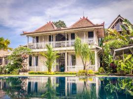 B Saya Villas, hotel di Ubud