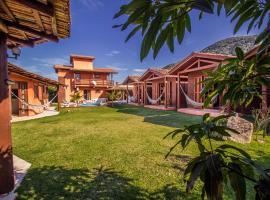 Green Mountain Pousada, guest house in Florianópolis