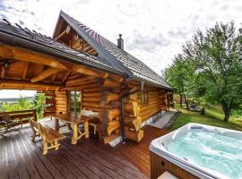 BeaR's LOG, holiday home in Seliste Dreznicko