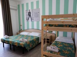 Hotel Clerice, hotel a Rimini