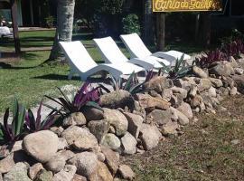 Pousada Canto da Galheta, hotel in Ilha do Mel