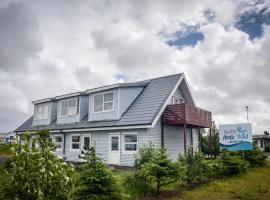 Motel Arctic Wind, hotel near Blue Lagoon, Vogar