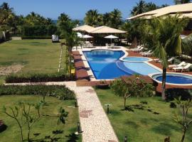 3 Suítes, praia e piscina, apartment in Itacimirim