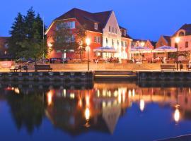 Der Insulaner - Hotel & Restaurant, hotel i Malchow