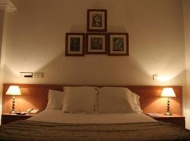 Hostal Gran Via Levante, hotel in Torrevieja