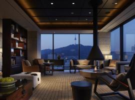 Royal Hotel Seoul, hotel in Seoul