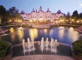 Disneyland® Hotel, hotel near Meaux-Boutigny Golf Course, Chessy