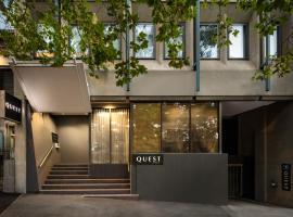 Quest Jolimont, hotel near Melbourne Cricket Ground, Melbourne