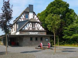 Bahnhof Thalfang, hotel near Natural Park Saar-Hunsrück, Thalfang