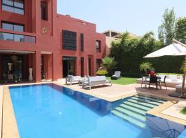 Villa Riad Al Maaden, hotel in Marrakesh