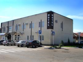 Гостиница Фаренгейт, отель в городе Korenovsk