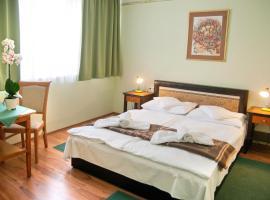 Majerik Hotel, hotel poblíž významného místa Budhistická stúpa, Hévíz